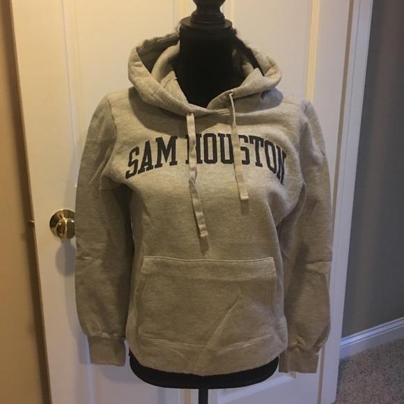 NWOT Womens Sam Houston State sweatshirt sz M